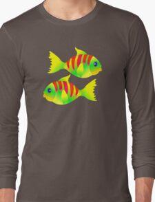 FISHY T-Shirt Long Sleeve T-Shirt