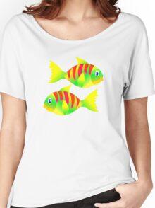FISHY T-Shirt Women's Relaxed Fit T-Shirt