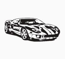 Ford GT Kids Clothes