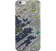 Cool Perspective - Gray Green iPhone Case/Skin