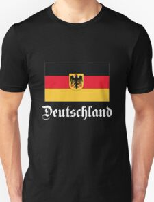 Deutschland - dark tees Unisex T-Shirt