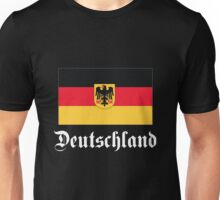 Deutschland - dark tees Unisex T-Shirt