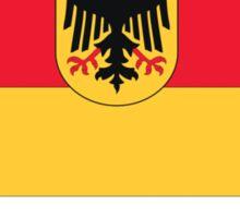 Deutschland - dark tees Sticker