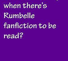 Who Needs Sleep - Rumbelle by CoppersMama