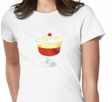 TRIFLE Womens Fitted T-Shirt