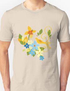 Vector Bird T-Shirt