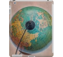 Antique Globe iPad Case/Skin