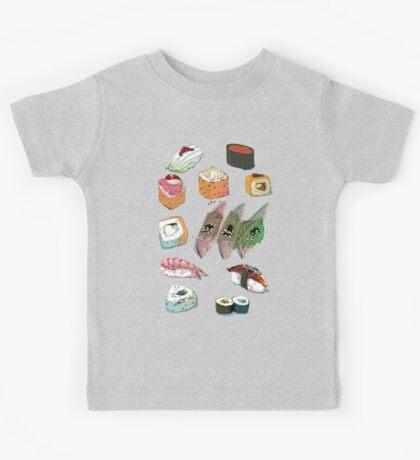 Sushi set Kids Tee