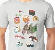 Sushi set Unisex T-Shirt