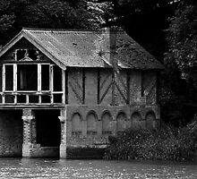 Boat House by David J Knight