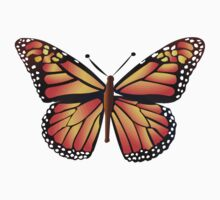 Madame Butterfly:T-Shirt Kids Clothes