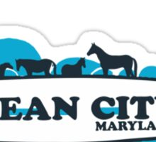 Ocean City - Maryland. Sticker