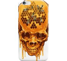Yellow Skull iPhone Case/Skin