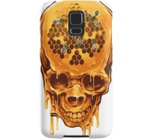 Yellow Skull Samsung Galaxy Case/Skin