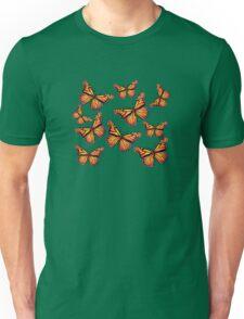 Butterflies: T-shirt Unisex T-Shirt