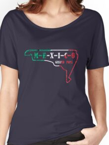 Mexico GP! Women's Relaxed Fit T-Shirt