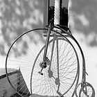 'The Prisoner' Pennyfarthing by Les Meehan