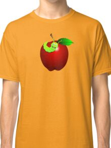 Apple Red Classic T-Shirt