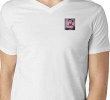 "Righteous Ink, ""Play Nice"" Mens V-Neck T-Shirt"