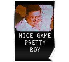Nice Game Pretty Boy Poster