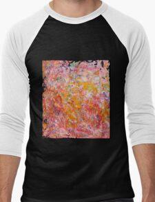 Sunset Joy Men's Baseball ¾ T-Shirt