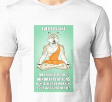 The God of Minor Irritations Unisex T-Shirt