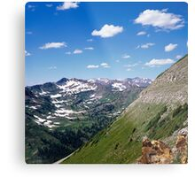 Get the natural Colorado high! Got altitude? Metal Print