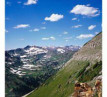 Get the natural Colorado high! Got altitude? Photographic Print