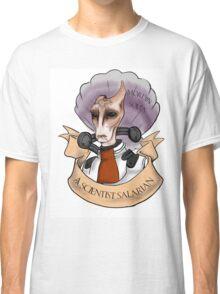 a scientist salarian Classic T-Shirt