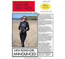 New Bond Girl Photographic Print