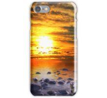 Sunset Shoreline iPhone Case/Skin