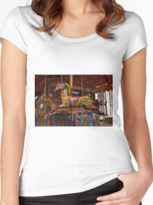The Gallop Women's Fitted Scoop T-Shirt