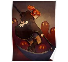 Reaper Girl Poster