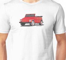 VW 181 Thing Kuebelwagen Trekker Red Unisex T-Shirt