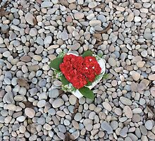 Flower Heart Of The Ocean by CreativeEm
