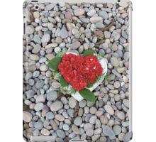 Flower Heart Of The Ocean iPad Case/Skin