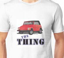 VW 181 Thing Kuebelwagen Trekker Acapulco Top Up Red Type Unisex T-Shirt