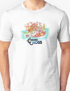 Chrono Cross: High Flying Fun Unisex T-Shirt