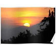 A Ramona Sunset Poster