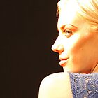 Blonde, Bold & Blue - Into The Light by CreativeEm