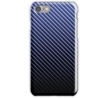 Blue Carbon Fade iPhone / Samsung Galaxy Case iPhone Case/Skin