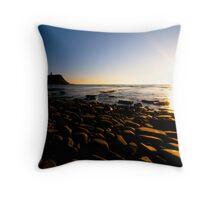 Kimmeridge Bay 8 Throw Pillow