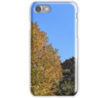 The Violet Valley Mountanin iPhone Case/Skin
