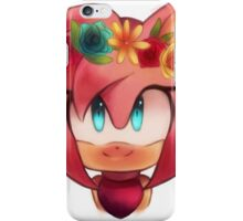 Amy Rose (Sonic the Hedgehog) iPhone Case/Skin