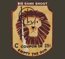 Disneyland Big Game Shooting Gallery by Florida Orange Bird