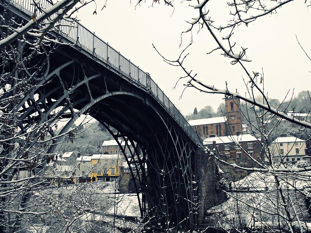 The Ironbridge by Lewkeisthename