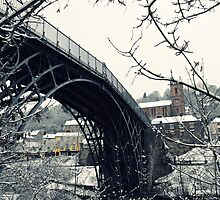 The Ironbridge by Lewkeisthename