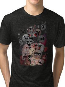 Binding of isaac fan art Tri-blend T-Shirt