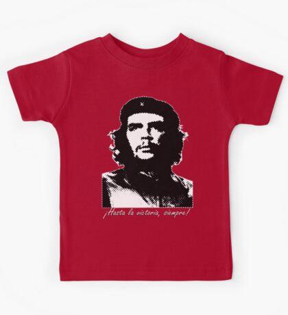 Che Guevara Pop Art Tshirt Kids Tee