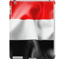 Yemen Flag iPad Case/Skin
